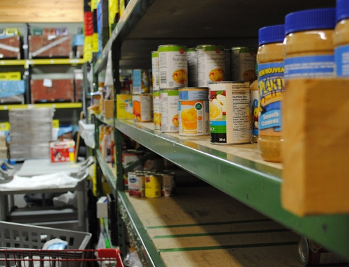 Foodbank Needs Support